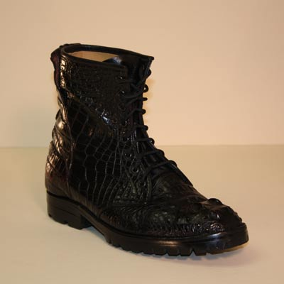 Lugus Mercury Handmade Boots - Custom Cowboy Boots - Black Cherry ...