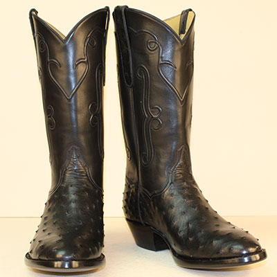a80127456b3 Lugus Mercury Handmade Boots - Custom Cowboy Boots - Full Quill ...