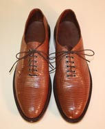 Brown  Tezu Golf Shoe