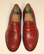 Shell Cordovan Loafer